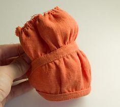 children's fashion workshop - blog - double puffedsleeves