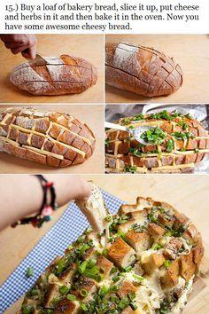 cool-bread-cheese-herbs