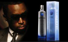 Sean Combs aka P. Diddy's Ciroc Vodka #cirocvodka #ciroc #vodka
