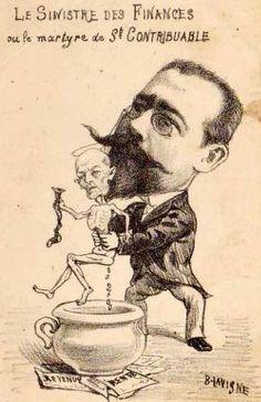 L'impôt en France ou l'ersatz de liberté d'un contribuable rançonné