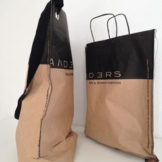 cement bag w/basket