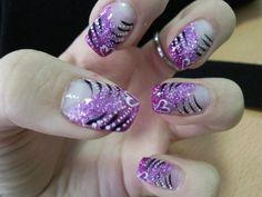 20 nail, nailart, purpl nail, fashion design, nail designs, purple nails, nail arts, makeup lip, purpl passion