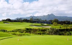 Hole #18 - Prince Course at Princeville Golf Club Visit: www.princeville.com