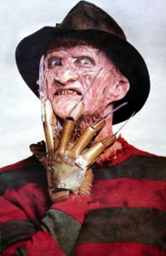 Freddie Krueger (A Nightmare on Elm Street)