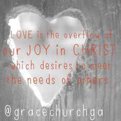 1 John #bible #quote #love #joy #grace #church #bainbridge #georgia
