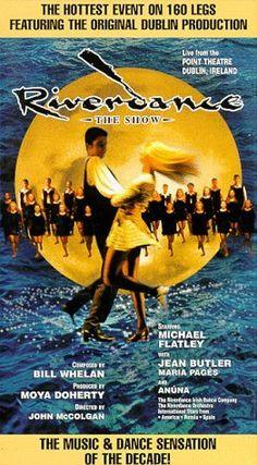 Riverdance - Irish step dancing