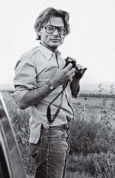 photographer Richard Avedon