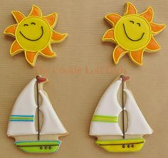 Sailboats and Sunshi