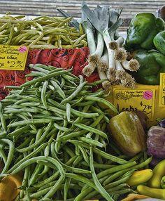 Summer's last hurrah: Market in Floyd VA