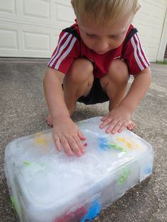 Ice Play from My Mundane  Miraculous Life