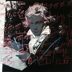 Andy Warhol: Beethoven [II.391]