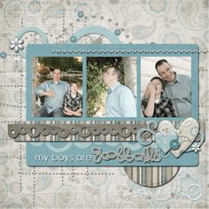 A Project by lbrtychic from our Scrapbooking Gallery originally submitted 11/03/11 at 12:39 PM