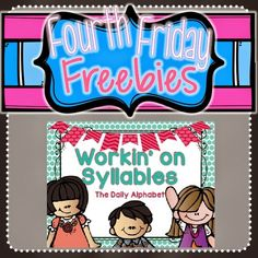 Free resources for First grade!