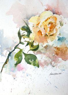 Leslie Wilson WATERCOLOR watercolor