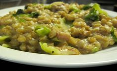 Stir Up a Batch of Whole-Grain Risotto