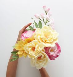 The Exquisite Book of Paper Flowers (photo by Addie Juell)