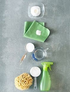 33 Homemade Remedies for Cleaning the House.