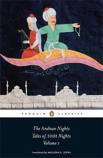"""The Devil's Accountant: The Best """"Book"""" Of 2010: The Arabian Nights: Tales Of 1001 Nights translated by Malcolm C. Lyons & Ursula Lyons"""