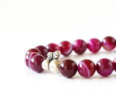 Beadwoven Wrap Macrame Shamballa Bohemian Bracelet with by ByLEXY