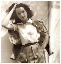 Hedy Lamarr, 1940's