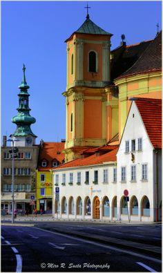 Old Town Beauties, (Bratislava, Slovakia), by Miro Susta on 500px