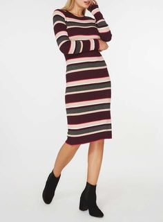 The Stripe Knitted D