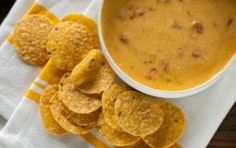 Pumkin Chile Con Queso // Seasonal and it will warm you up... Perfect for entertaining or even while you're watching football!