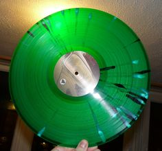 Husband - Love Song / Slow Motion Green #MarbledVinyl Special Edition)
