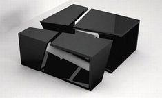 Mesas modernas para pequeños espacios - Perfecto Ambiente   Perfecto Ambiente
