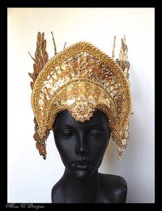 Goddess Headdress