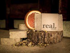 Real. Soaps // Handmade Patchouli & Orange Tea Scrub