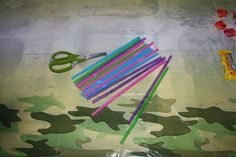 Duck dynasty birthday!! Make Duck Calls: This was very easy and the kids loved it. You take a drinking straw and flatten one end of it. then you cut that end into a point. place the pointed end in your mouth and blow. It makes a sound similar to a duck call and the kids love making noise. You can experiment with different angles and lengths of straw to make different sounds.