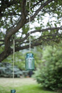 hanging mason jar lights- tiffanie!!!