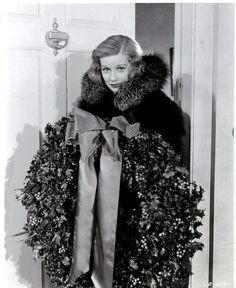 Happy Holidays / Lucille Ball