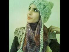 Hijab Style/Tutorial for Hats and Caps accessori, hijab tutori, hijab styles, hijab styletutori, hat