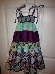 Twirly dress  $35
