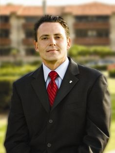 Nathan Fletcher, '97, is now a member of the California State Assembly.