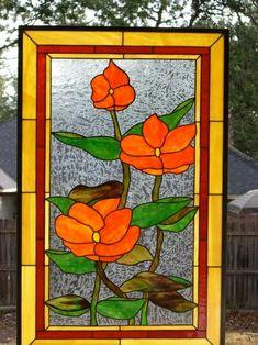 franki studio, orang poppi, mosaic, flower