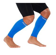 Zensah Compression Leg Sleeves Injury Recovery