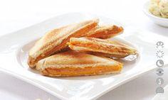 Sándwich de jamón y queso:  Una receta que no puede olvidarse y que resulta muy efectiva a la hora de preparar rapidamente algo que guste a todos.