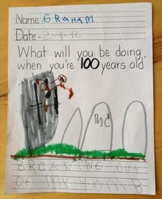15 Of The Creepiest Notes A Child Has Ever Written