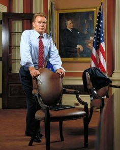 Josiah Bartlet (Martin Sheen)  The West Wing