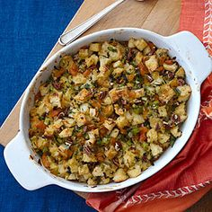 foods, stuffing recipes, thanksgiv recip, dinners, apricotpecan stuf, thanksgiving recipes, thanksgiv dinner, stuf recip, herb apricotpecan