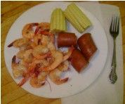 """RECIPES:   FROGMORE STEW (""""Lowcountry Stew"""" or """"Beaufort Boil.""""  BENNE COOKIES/WAFERS (Sesame Seed-eaten for good luck) ~a food from West Africa introduced to the Lowcountry area by Slaves~ HOPPIN' JOHN AND GREENS, MIXED GREENS, COLLARD GREENS, OKRA SOUP, OYSTER DRESSING, """"RED RICE,"""" STEWED CRABS, (a recipe from 1847), """"SWEET POTATO PIE,"""" SWEET POTATO PONE (Catherine Carr's recipe in the Legacy of Igbo Landing:Gullah Roots of African American Culture, edited by Marquetta L. Goodwine (1998)."""