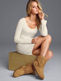 UGG® Australia Classic Short Boot #VictoriasSecret http://www.victoriassecret.com/pink/presents-please/classic-short-boot-ugg-australia?ProductID=65079=OLS?cm_mmc=pinterest-_-product-_-x-_-x