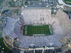 Penn State whiteouts...