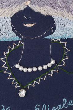 Rie Suzuki embroidery