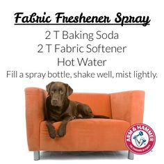 Your house will be smelling sweet with this handy tip!
