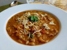 bean salsa, salsa soup, bean chicken, chicken salsa, food