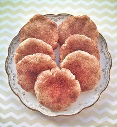 Post image for French Toast Breakfast Cookies. (Grain/Gluten/Dairy/Starch Free)
